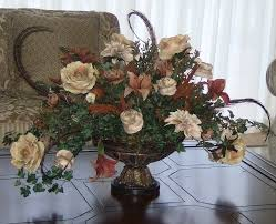 Beautiful and luxury huge silk flowers arrangements.