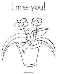 Small Picture We Miss You Coloring Pages PrintableMissPrintable Coloring Pages