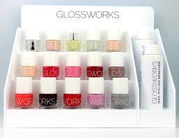 Glossworks 9 Free Lak Na Nehty Pink Champagne 9 Ml