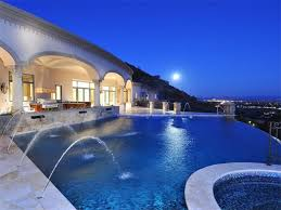 infinity pools for homes. Brilliant Pools Scottsdale Luxury Real Estate Inside Infinity Pools For Homes R