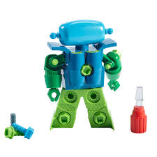 Design And Drill Robot Details About Design And Drill Kids Children Child Building Toy Set Robot