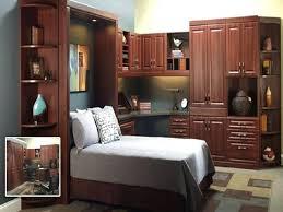 murphy bed desk combo. Queen Bed Desk Combo No Murphy Plans . C