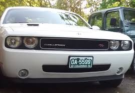 2010 Dodge Challenger R/T 6 Speed Manual 1/4 mile Drag Racing ...