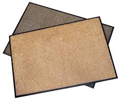 Microfibre Dirt-Trapper Mat Super Absorbent Doormat Washable ...
