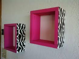 girl bedroom ideas zebra purple. Hot Pink And Zebra Wall Shelves Girl Bedroom Ideas Purple