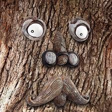 htoor old man tree hugger garden yard art decoration and outdoor tree hugger sculpture whimsical tree