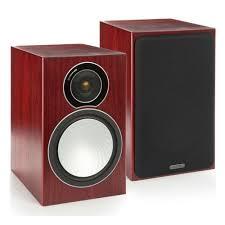 <b>Полочная акустика Monitor Audio</b> Silver 1 (пара) Rosenut ...