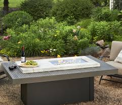 9 fire pit tables for the outdoor area
