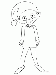 Mix up the mischief with these funny elf on the shelf ideas your kids will love. Elf On The Shelf Coloring Pages To Print Coloring Home