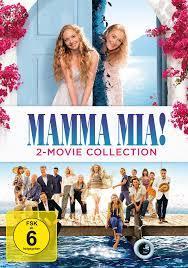 Mamma Mia 1 & 2 DVD jetzt bei Weltbild.de online bestellen