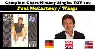 Paul Mccartney Billboard Chart History Paul Mccartney Chart History