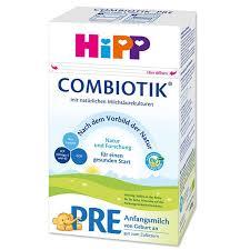 Hipp Organic Combiotik Pre Formula From Birth 600g German Box And Formulation