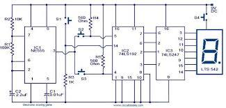 scoring game circuit description,circuit parts,diagram Wiring Diagram For Counter electronic game circuit jpg wiring diagram for intermatic sprinkler timer