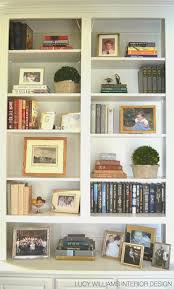 26 Image Decorating Tips for Shelves and Bookcases