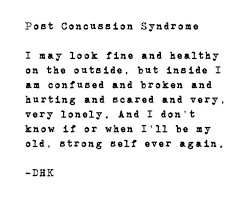 Concussion Quotes Adorable Best 48 Concussion Recovery Ideas On Pinterest Post Concussion