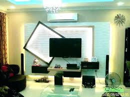 mount on wall ideas mounting bedroom stand awesome television units unit cabinet tv corner