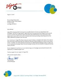 What Is A Thank You Letter Thank You Letters Las Vegas Rotary Club