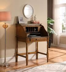 Traditional home office furniture Dark Wood Warm Honey Traditional Home Office Desks Secretary Desk Mulestablenet Warm Honey Traditional Home Office Desks Secretary Desk Modern