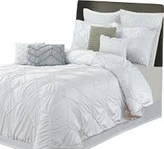 isabella white queen 4 piece duvet cover pillow and shams set duvet covers