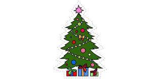 Christmas Tree  Cutouts For Kids  Fun Crafts Ideas  MocomicomChristmas Tree Kids