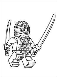 Kleurplaat Lego Ninjago Lloyd Lego Ninjago Ausmalbilder Animaatjes