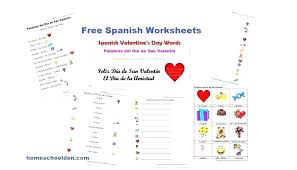 60 Kindergarten Spanish Workshets, Free Kindergarten Spanish ...