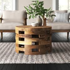 All modern coffee table sets include coffee tables along with some combination of end tables and even consoles or sofa tables. Modern And Contemporary Coffee Tables Joss Main