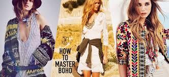 how to dress bohemian boho style