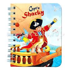 <b>Spiegelburg Блокнот</b> Capt'n Sharky 21483 - Акушерство.Ru