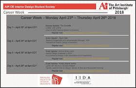 About Interior Design Career Magnificent Career Week 48 Hosted By Our Interior Design Student Society Come