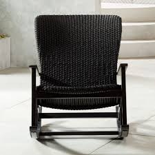 viareggio outdoor rocking chair