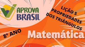 PRORPIEDADES DOS TRIÂNGULOS - YouTube