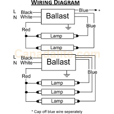 4 bulb fluorescent fixture wiring diagram wiring diagram 4 bulb fluorescent fixture wiring diagram and hernes