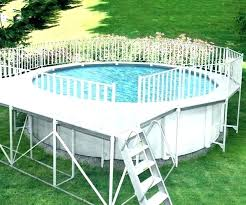 above ground swimming pool ideas. Above Ground Pool Decks Plans Swimming  Ideas .