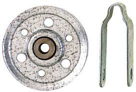 stanley hardware 730710 pulley fork 3in galv