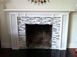 miraculous fireplace tile ideas fireplace tile ideas best 20 glass tile fireplace ideas on