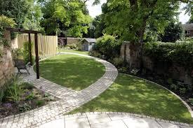 Small Picture Circular Garden Designs Simple Circular Garden Design With Five
