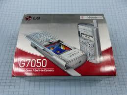 LG G7050 - Silber (Ohne Simlock) Handy ...