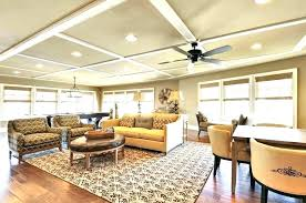 recessed lighting with ceiling fan ceiling fans low fan with light using recessed lights and lighting