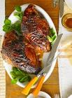 barbecue spice rubbed turkey breast  better homes and gardens