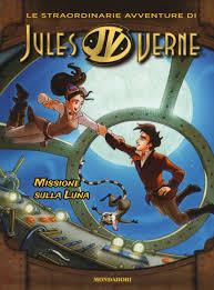 Risultati immagini per Le straordinarie avventure di Jules Verne