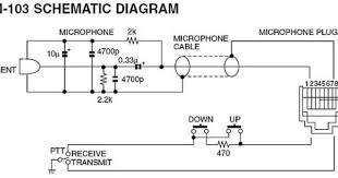 wiring diagram for icom hm 103 microphone schematic wiring diagram for icom hm 103 microphone schematic schematics
