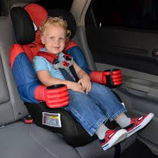 kidsembrace harness booster car seat ultimate spider man view larger
