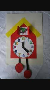 clock project for