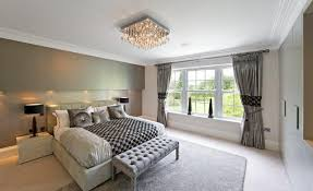 for a room with a low ceiling you can choose a chandelier which will