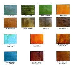 Epoxy Garage Floor Color Chart H C Colortop Color Chart Google Search In 2019 Concrete