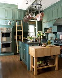 columbia kitchen cabinets. Unique Kitchen Columbia Cabinets Beautiful Green Kitchen Butcherblock Potrack  With Copper Pans And