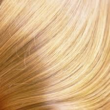 Palest Soft Gold Blonde Natural Hair Colour Daniel Field