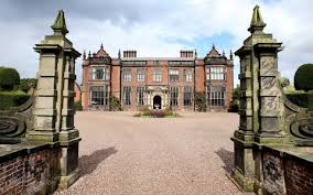 Inside Arley Hall The Stately Home Where Peaky Blinders Was