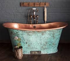 copper bathtub. freestanding bath copper bathtub